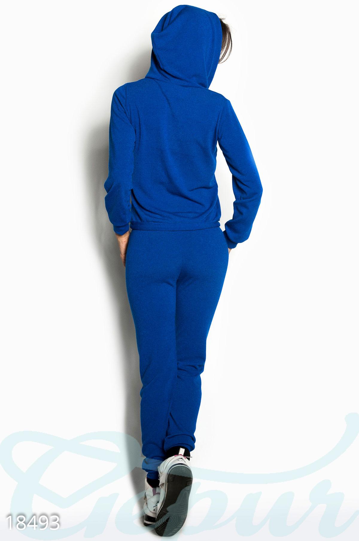 Ангоровый спортивный костюм