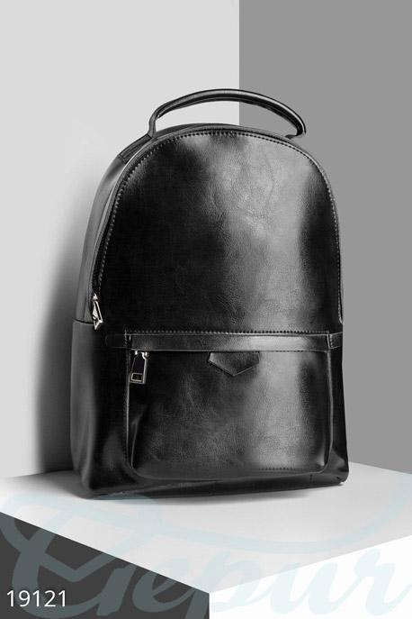 Актуальный кожаный рюкзак