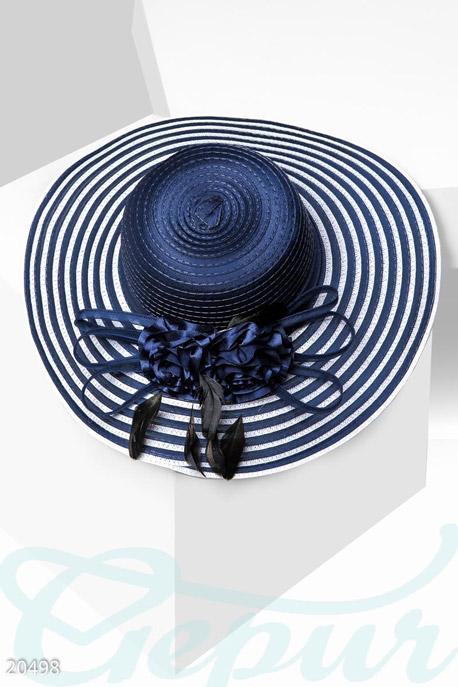 Шляпа с декором GEPUR