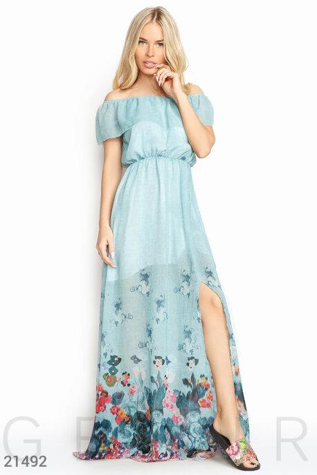 Легкое женственное платье GEPUR