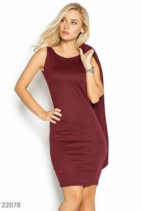 Платье с кардиганом GEPUR