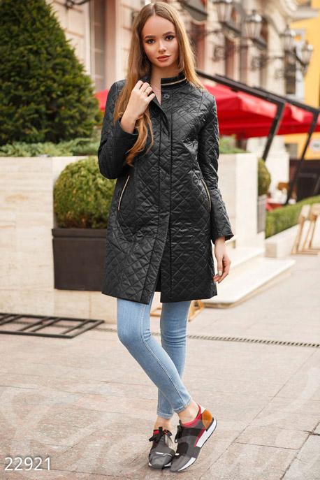Легкое стеганое пальто GEPUR