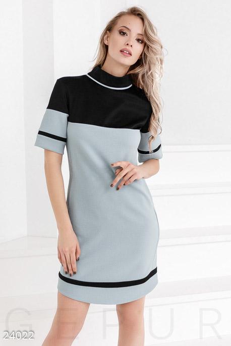 Платье с воротником GEPUR
