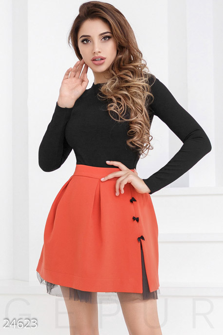 Пышная праздничная юбка GEPUR