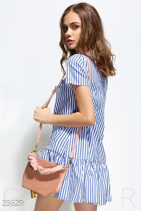 Купить Сумки, клатчи, кошельки / Сумки, Повседневная женская сумка, Сумка-25629, GEPUR, пудрово-розовый