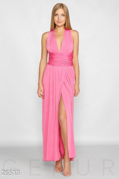 Купить Платья / Макси, Яркое платье-трансформер, Платье-26513, GEPUR, малиновый