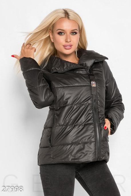 Теплая куртка на молнии GEPUR