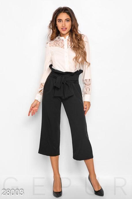 Офисные брюки-кюлоты GEPUR