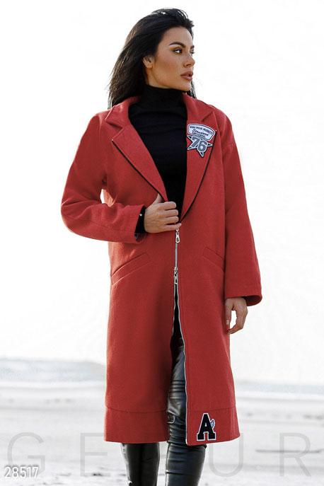 Длинное кашемировое пальто купить в интернет-магазине в Москве, цена 2134.48 |Пальто-28517