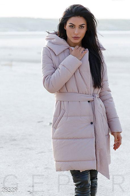 Зимнее стеганое пальто GEPUR