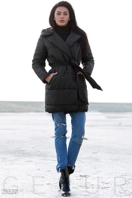 Утепленное женское пальто GEPUR