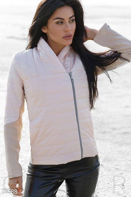 Куртка с кашемиром GEPUR