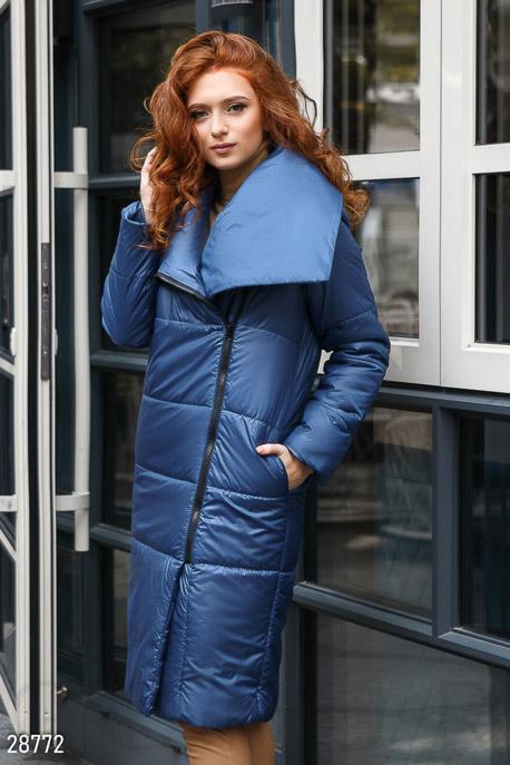 Утепленное зимнее пальто GEPUR
