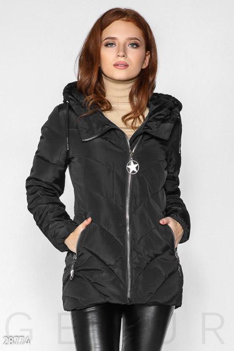 Комфортная зимняя куртка GEPUR