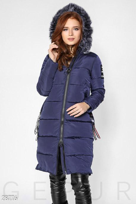 Стеганое зимнее пальто GEPUR