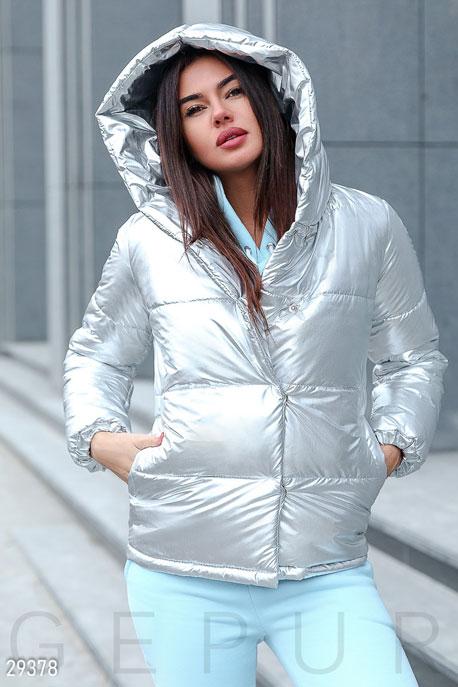 Стильная стеганая куртка GEPUR