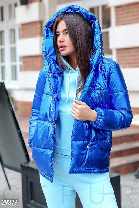 Теплая стеганая куртка GEPUR