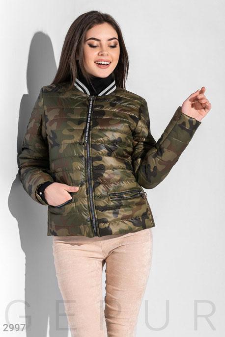 Женская куртка на синтепоне GEPUR