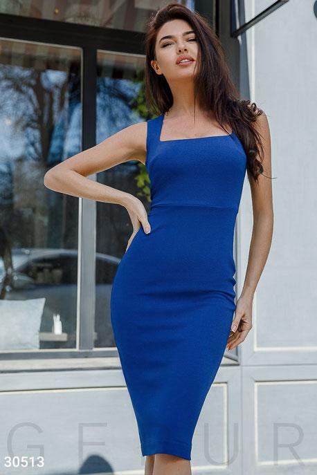 Деловое приталенное платье GEPUR