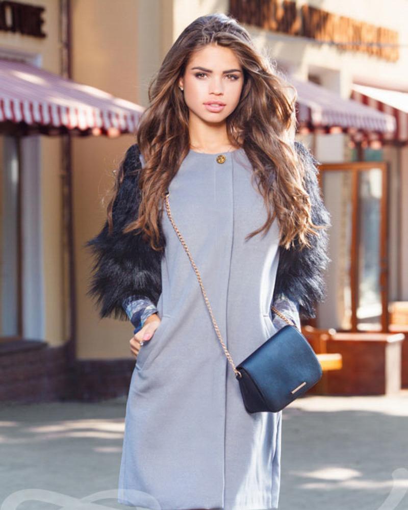 Купить Verhnyaya-odezhda_palto_kashemirovye-palto, Кашемировое пальто с мехом, Gepur