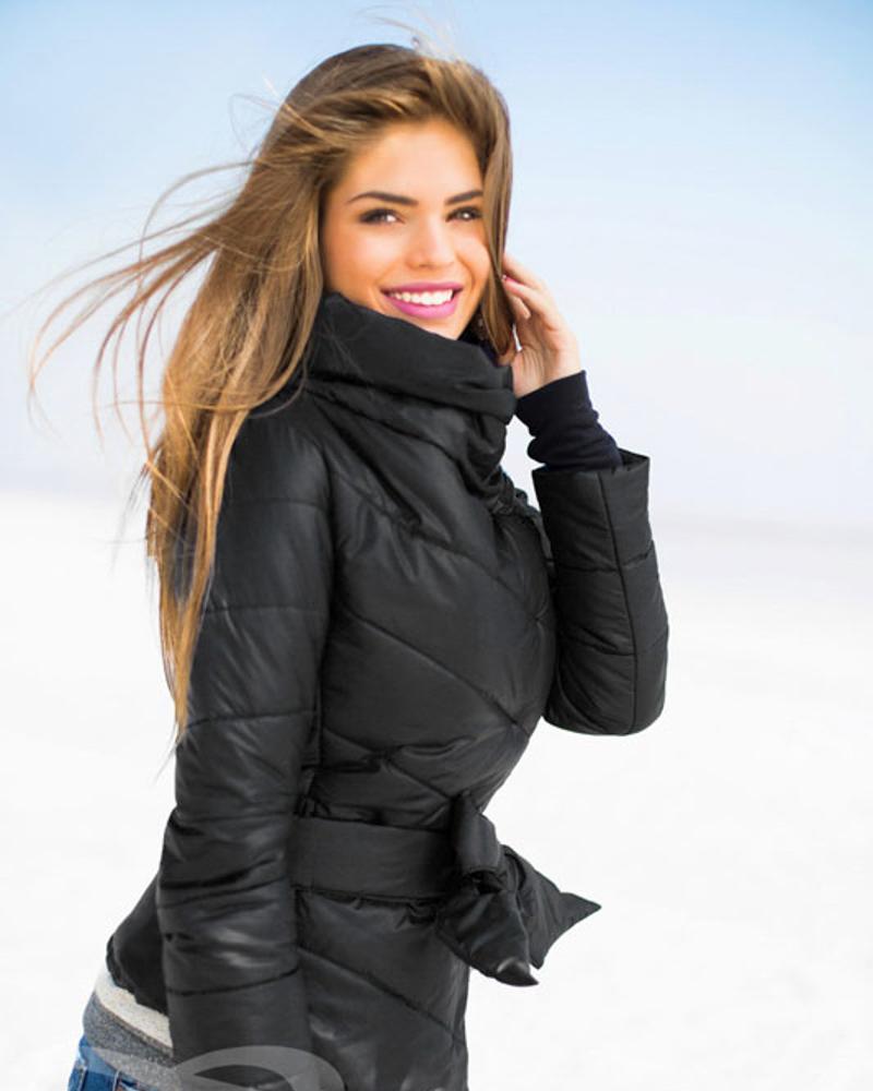 Купить Verhnyaya-odezhda_kurtki_kurtki-na-sintepone, Теплая стеганая куртка, Gepur