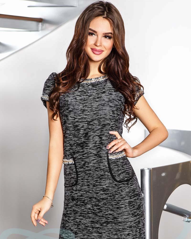 Сукня з букле от Gepur