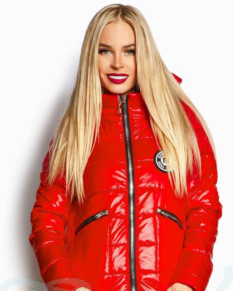 Купить Verhnyaya-odezhda_kurtki_kurtki-na-sintepone, Яркая демисезонная куртка, Gepur