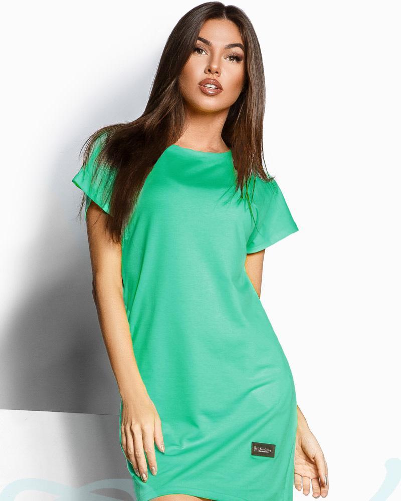 Купить Platya_platya-bolshih-razmerov, Лаконичное летнее платье, Gepur