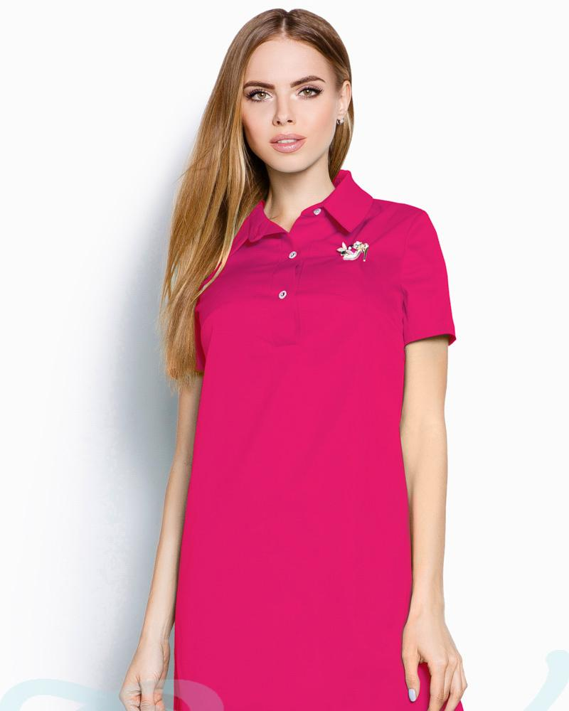 Купить Platya_platya-bolshih-razmerov, Летнее платье-рубашка, Gepur