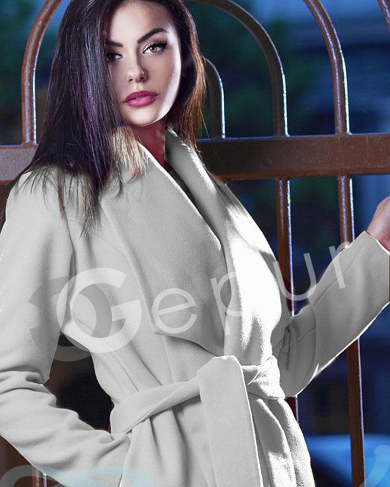 Купить Verhnyaya-odezhda_palto_kashemirovye-palto, Стильное кашемировое пальто, Gepur