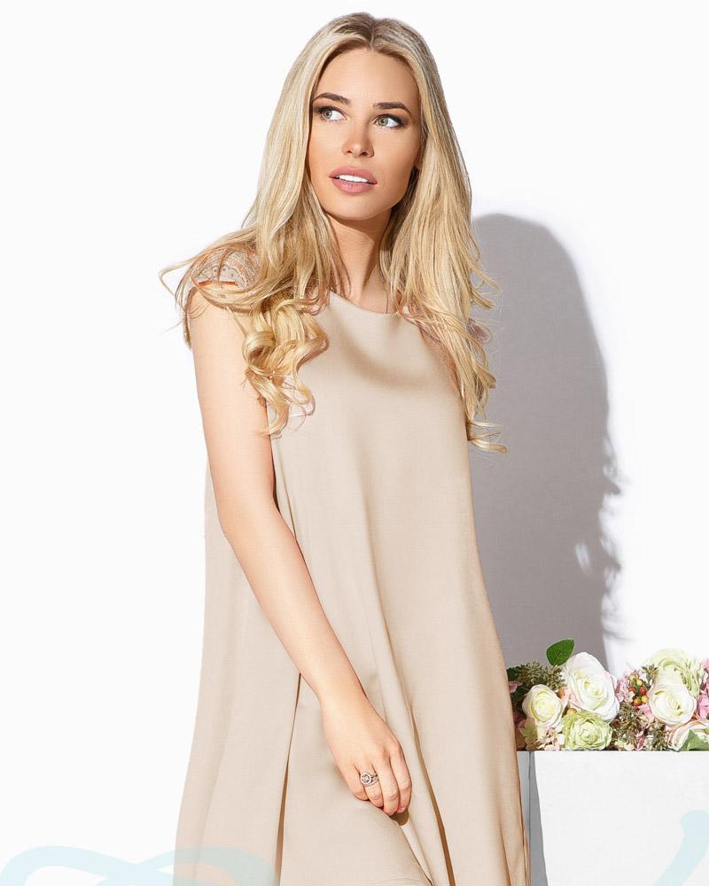 Нежное летнее платье фото