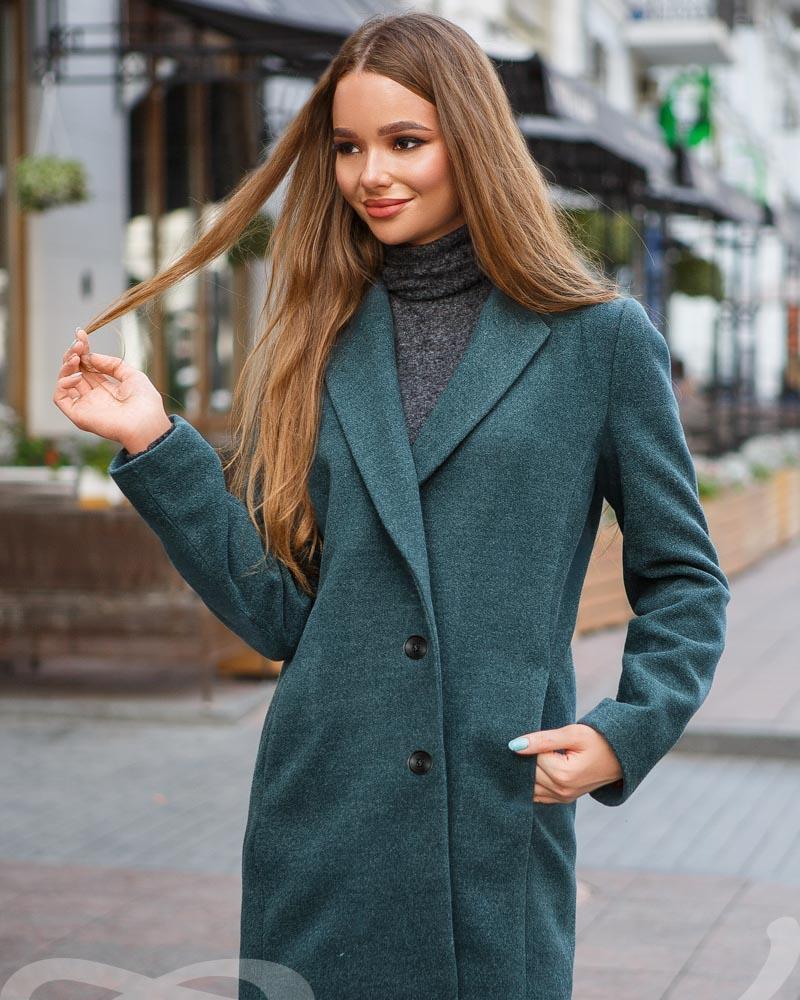 Купить Verhnyaya-odezhda_palto_kashemirovye-palto, Однотонное кашемировое пальто, Gepur