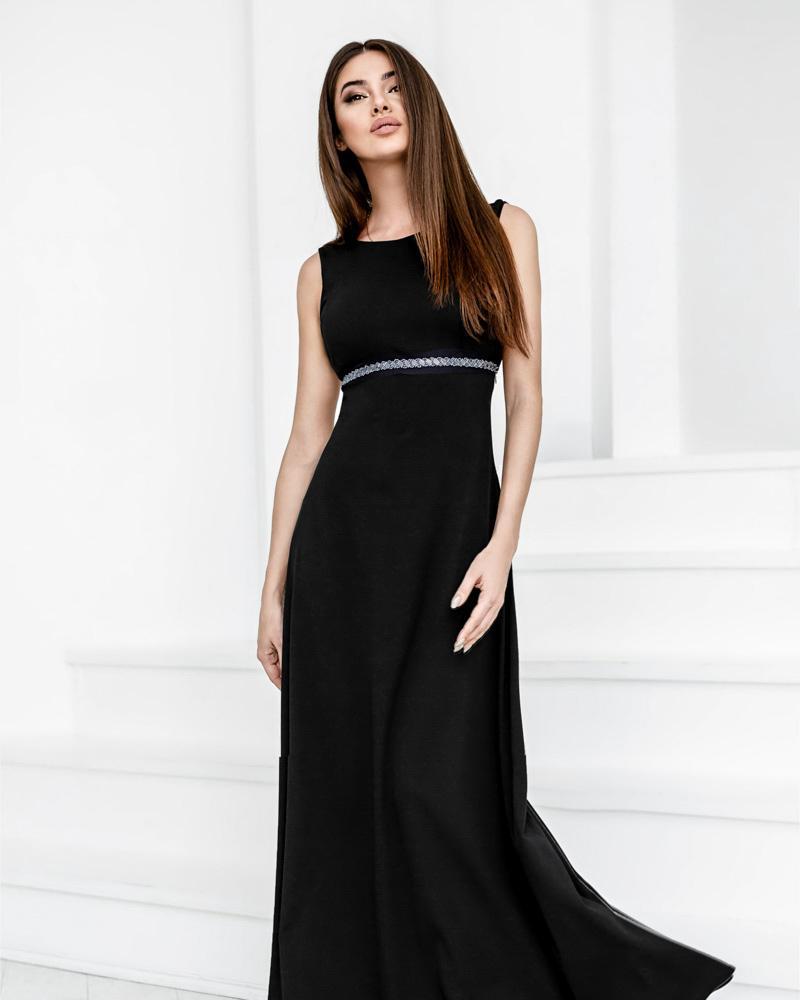 Элегантное вечернее платье фото