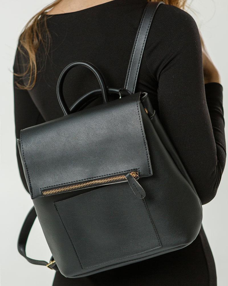 Стильный рюкзак-сумка фото
