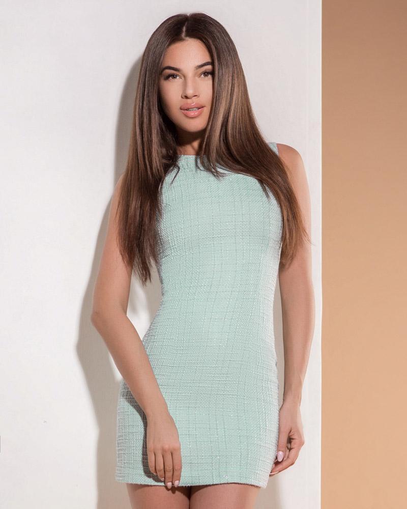 Платье из букле фото