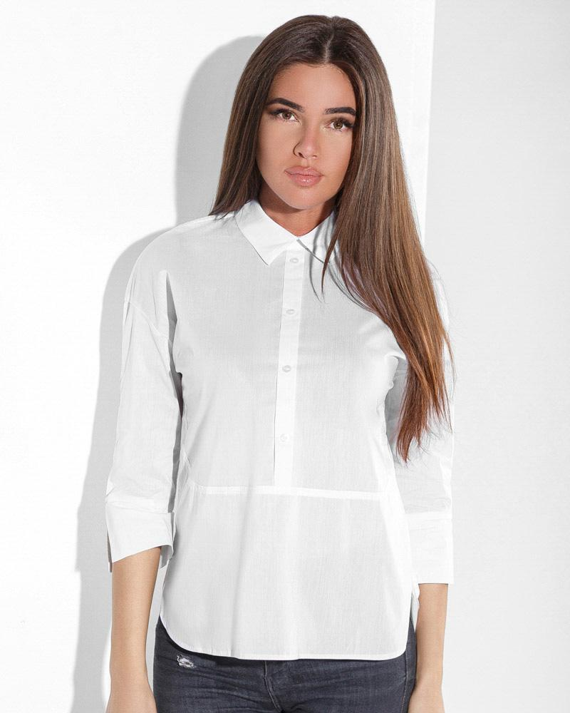 Аккуратная женская рубашка фото
