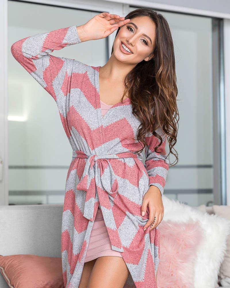 Купить Odezhda-dlya-doma_halaty, Мягкий трикотажный халат, Gepur