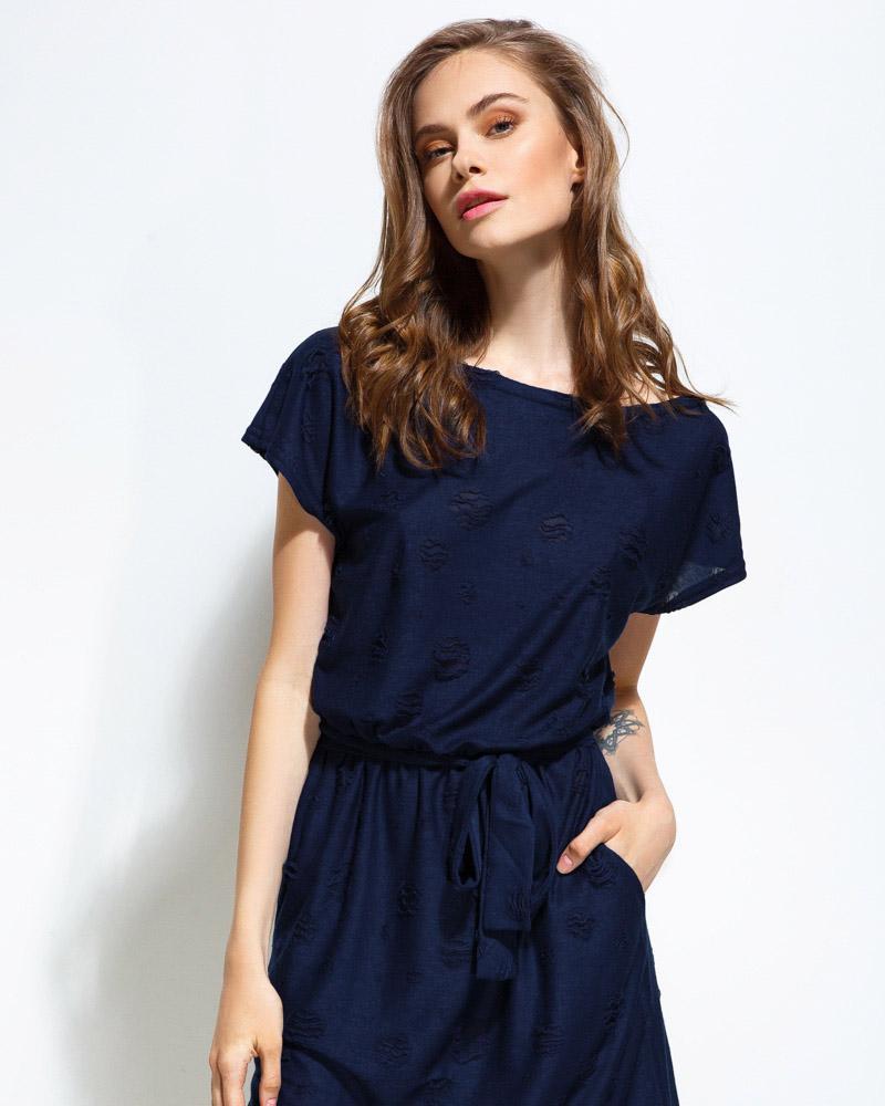 Комфортное пляжное платье фото