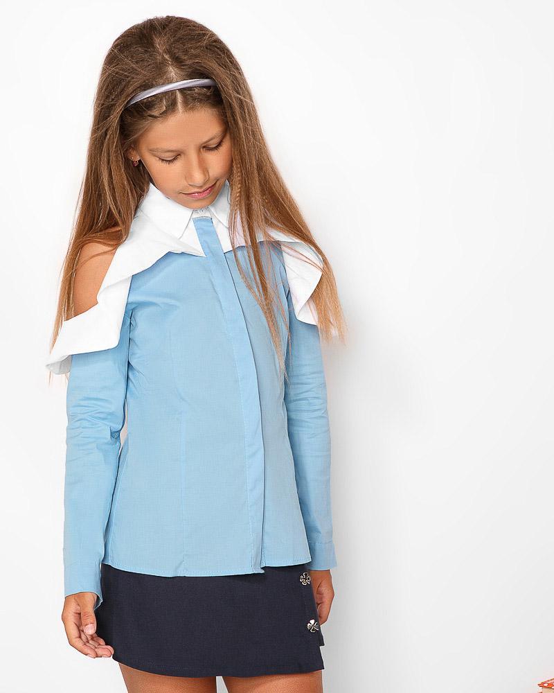 Купить Detskaya-odezhda, Детская хлопковая рубашка, Gepur