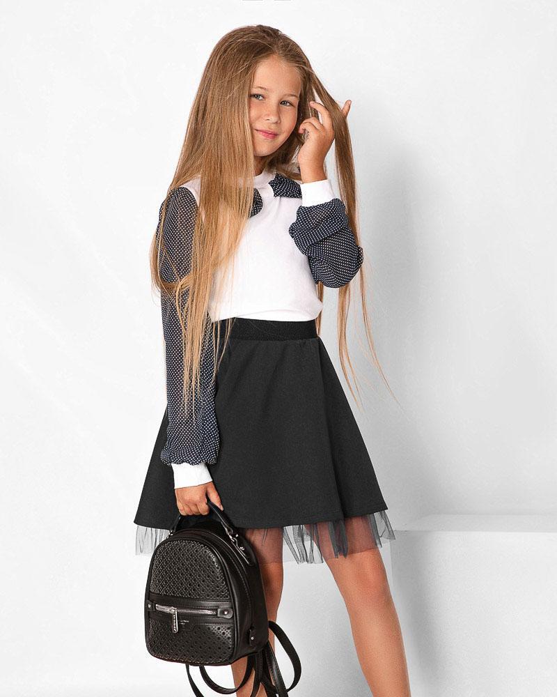 Купить Detskaya-odezhda, Детская юбка с фатином, Gepur