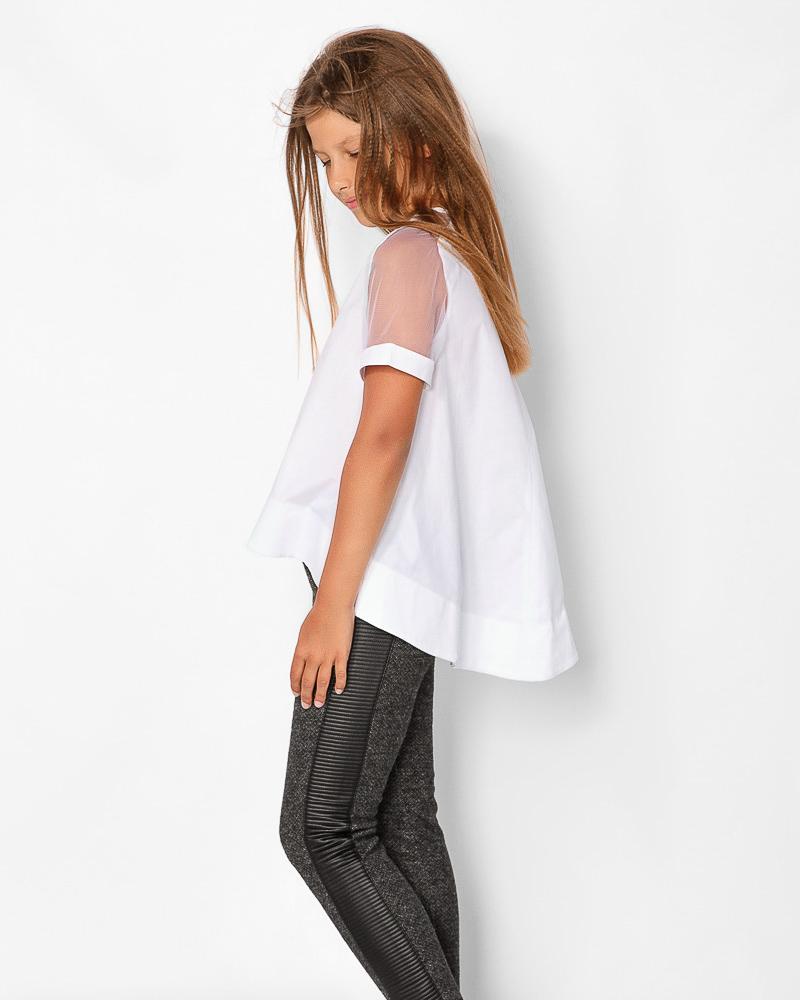 Купить Detskaya-odezhda, Детская блуза-клеш, Gepur