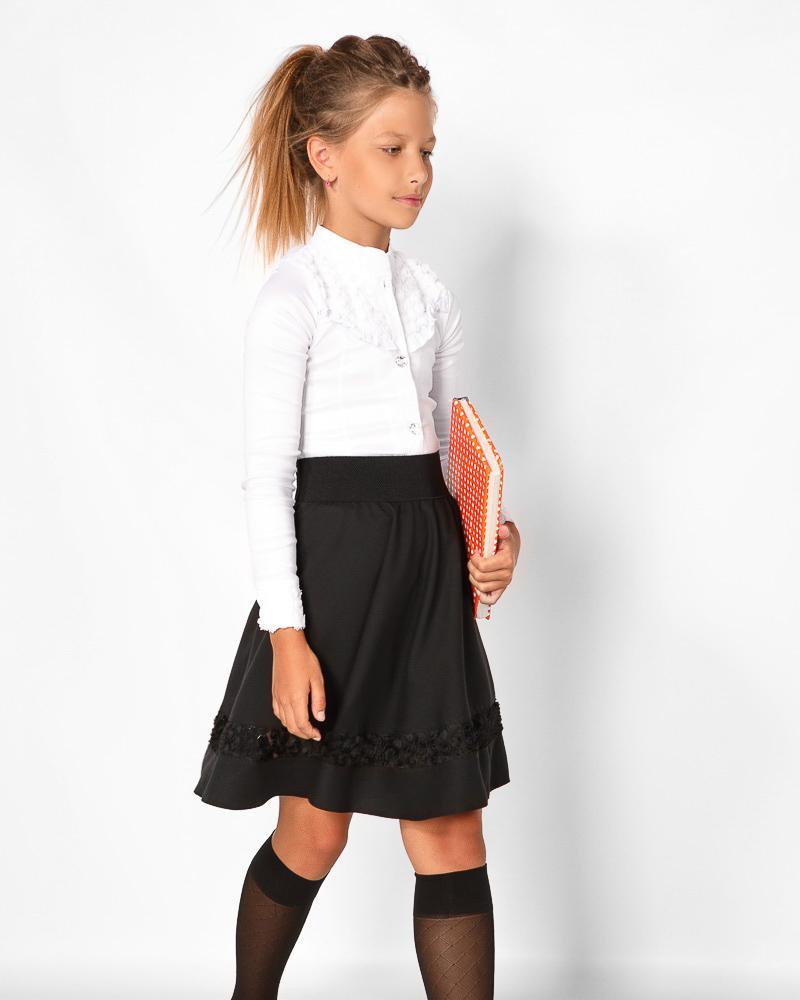 Купить Detskaya-odezhda, Детская стрейчевая блуза, Gepur