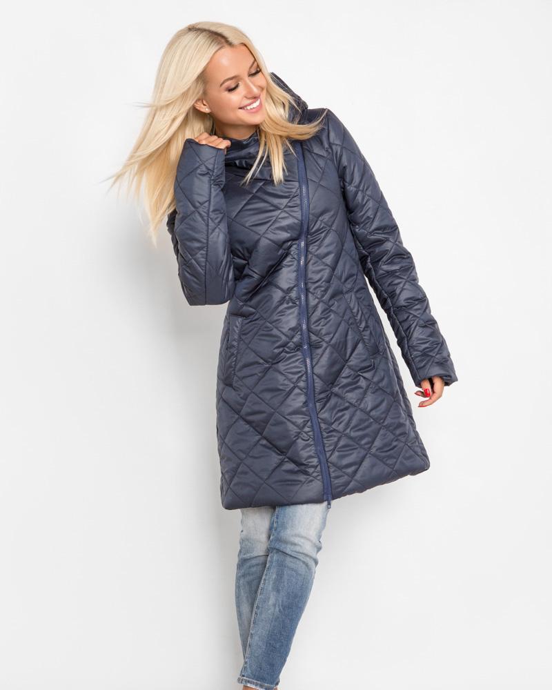 Купить Verhnyaya-odezhda_palto_palto-na-sintepone, Стеганое пальто-клеш, Gepur
