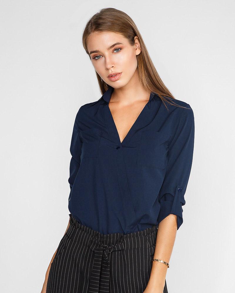 Легка повсякденна блуза от Gepur