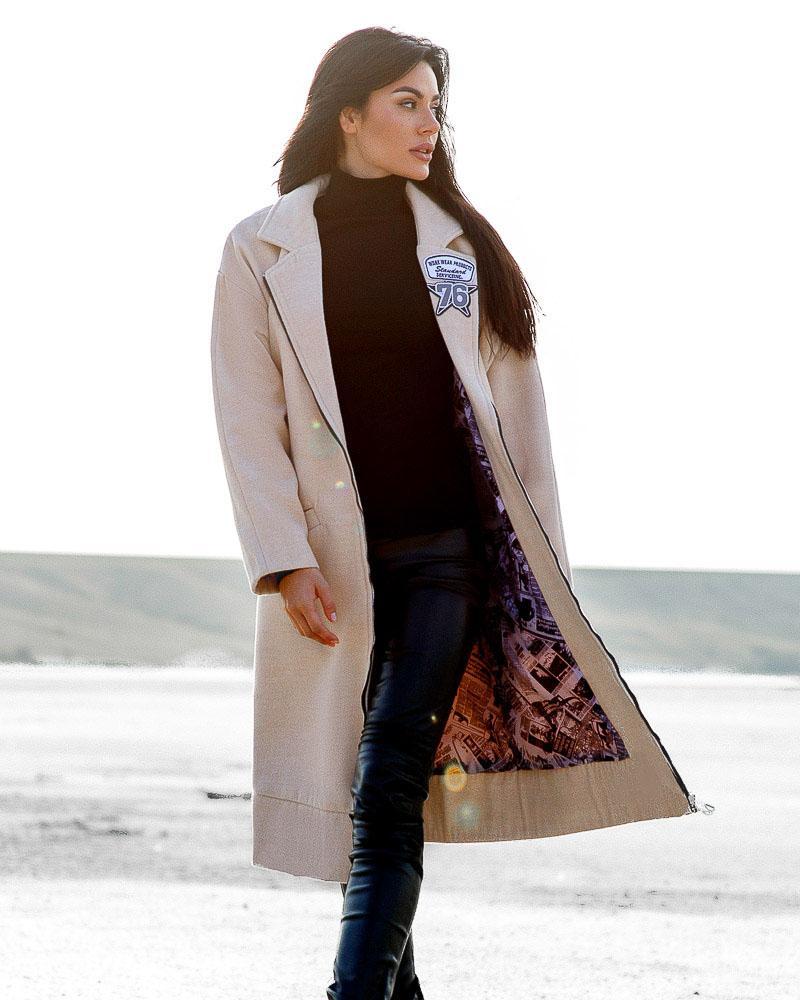 Купить Verhnyaya-odezhda_palto_kashemirovye-palto, Прямое кашемировое пальто, Gepur