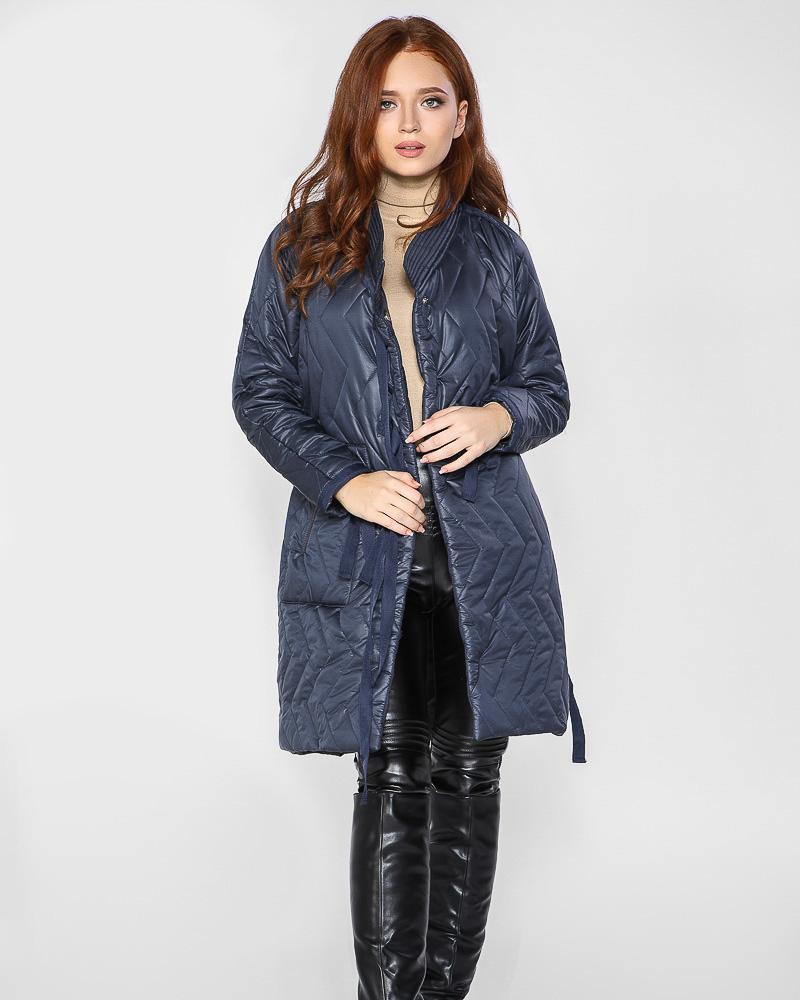 Купить Verhnyaya-odezhda_palto_palto-na-sintepone, Утепленное стеганое пальто, Gepur