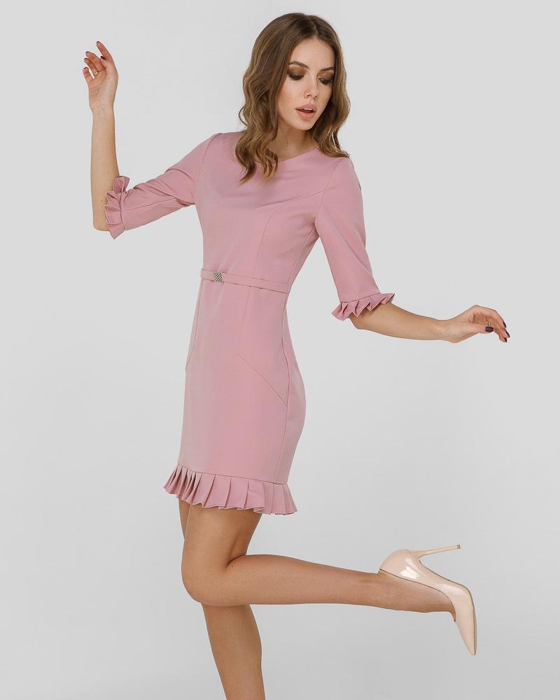 Платье в офисном стиле от Gepur