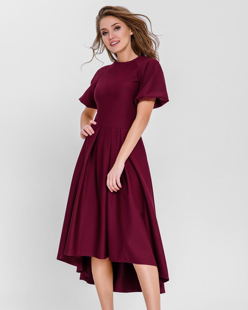 Асимметричное платье Gepur thumbnail