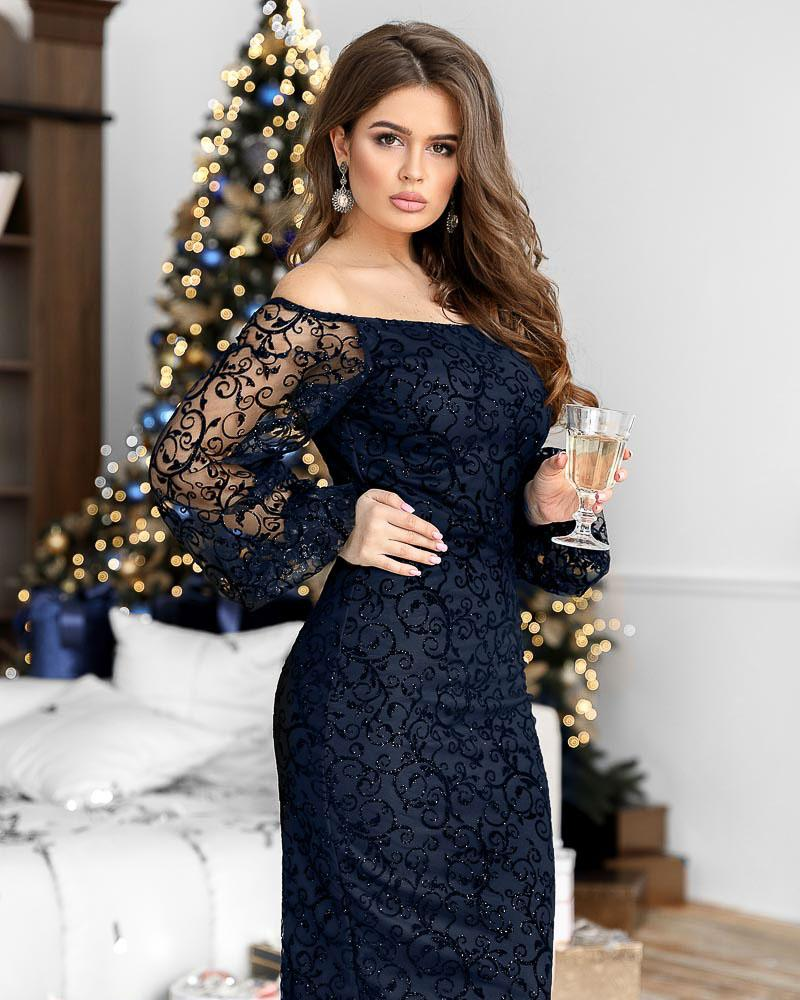 Трендові вечірнє плаття от Gepur