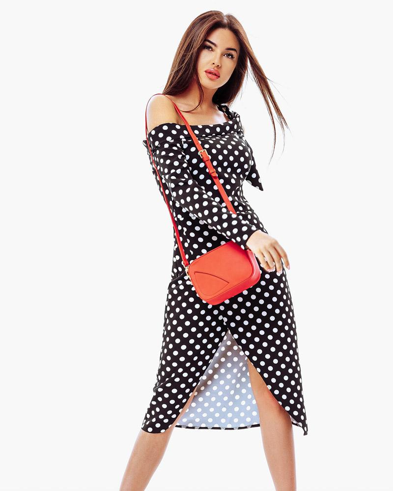 Платье на запа́х